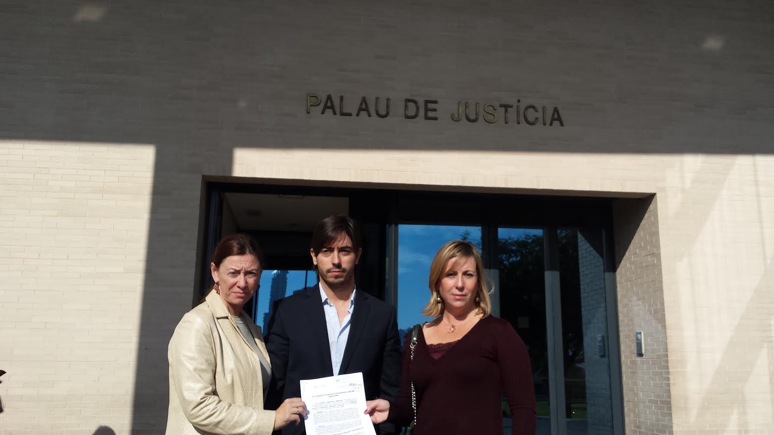 Amor ratifica la denuncia contra Leopoldo Bernabeu por delito electoral