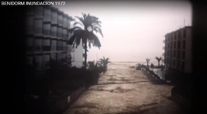 Inundaciones en la Marina Baixa: la historia que se repite cada otoño desde hace décadas