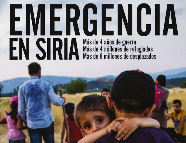 El turismo de Xàbia gira su solidaridad del Montgó al drama de los refugiados sirios