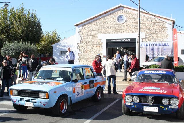 Concluye la Feria de Ondara con éxito de la XV Feria Gastronómica y  la XII Matinal Motera