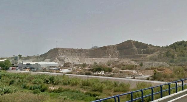 La empresa que explota la 'Cantera Quintanes' regenerará la superficie afectada en 40 años
