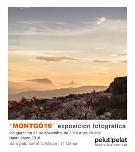 "Exposición fotográfica: ""Montgó 2016"" por Pelut i Pelat -Dénia- @ Sala Pelut i Pelat   Dénia   Comunidad Valenciana   España"