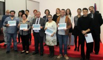 Jurat i participants dels Premi Empresaris Gata