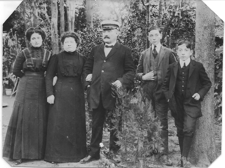 Los otros moradores de la Villa Giacomina