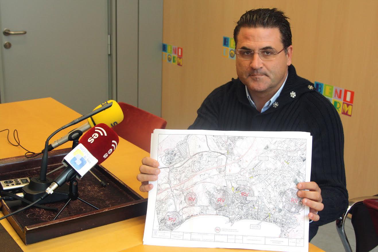 Asfaltar calles a la carta de las peticiones de los ciudadanos