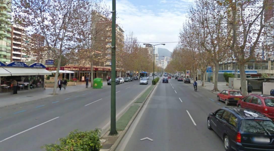 El presupuesto de 2016 recogerá una partida para iniciar la remodelación de la Avenida del Mediterráneo