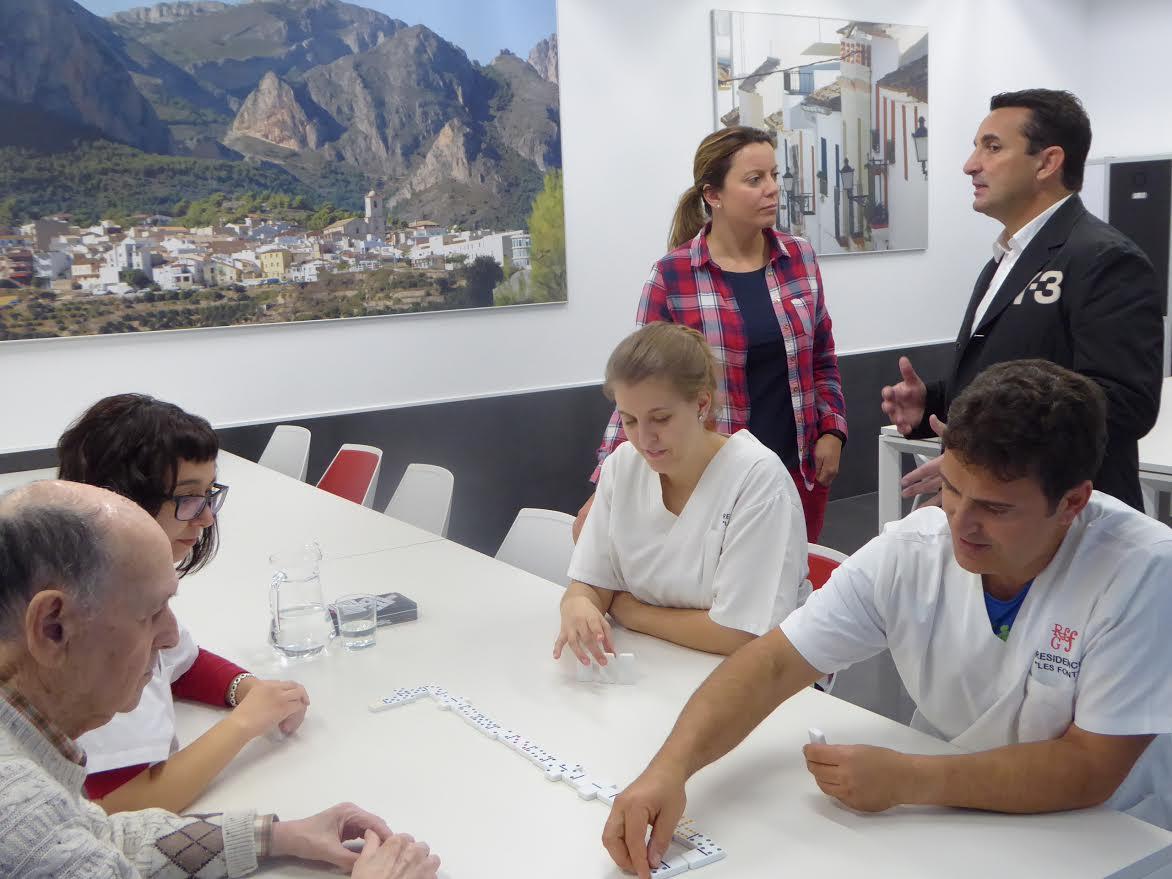 El Centro de Día reabre sus puertas con un usuario tras abandonar su gestión la primera empresa adjudicataria