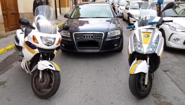 Un policía de barrio detiene en Dénia a un hombre buscado por la Interpol