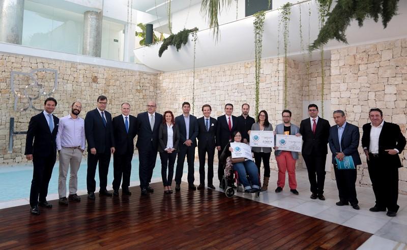 'MedBravo' se alza con el I Premio Nacional Emprendimiento Elevator Pitch iL'Alfàs