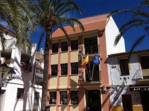 Imagen del Ayuntamiento de Orxeta