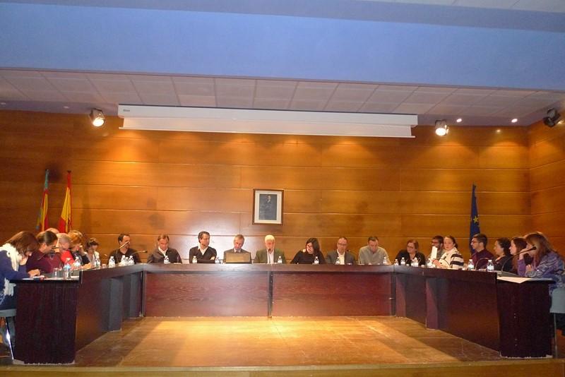 Altea aprueba el presupuesto para 2016 condicionado a las sentencias y el plan de pago a proveedores