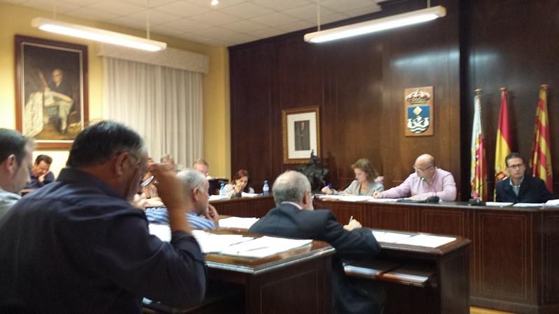 La Vila: 10 plenos en 6 meses con 106 mociones, 29 de la oposición