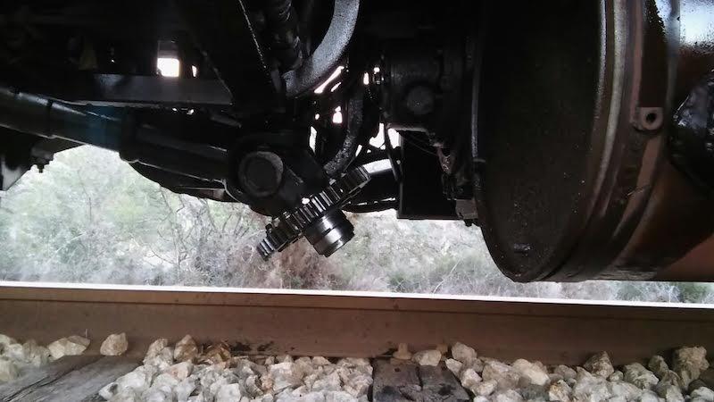 Suma y sigue. Una nueva avería en el trenet entre Calp y Teulada obliga a alargar el trayecto en autobús desde Altea