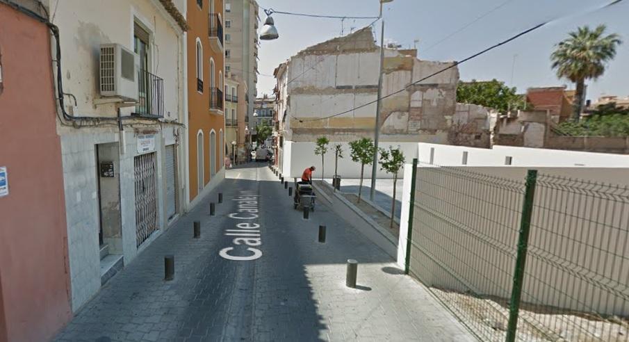 La Vila limitará la velocidad de la calle Canalejas a 20 kilómetros por hora