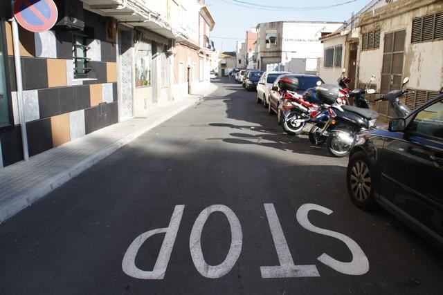 La Diputación aprueba 55.000 euros para asfaltar una calle que se pavimentó sólo tres meses antes
