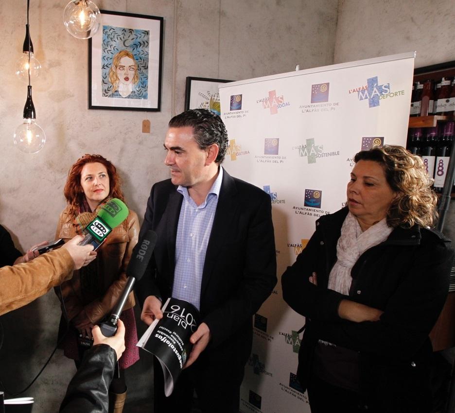 L'Alfàs dedicará 2016 al 25 aniversario de la Casa de Cultura