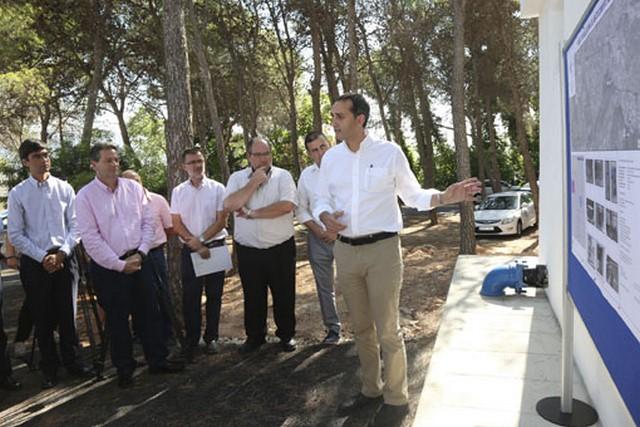 El PP lleva al Consorcio de Aguas un presupuesto que destina el 47% a remuneraciones y cero euros a obras