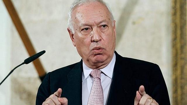 """García-Margallo: """"El Tren de la Costa saldrá a información pública si el PP gana las elecciones"""""""