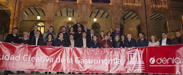 Alegría desbordada por la entrada de Dénia en el mapa mundial de la gastronomía