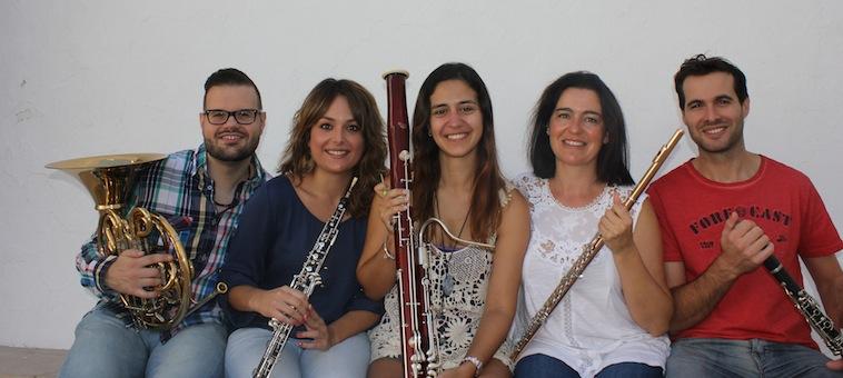 [Dénia Clàssics] Atlantic Wind Quintet: Juventud con galones