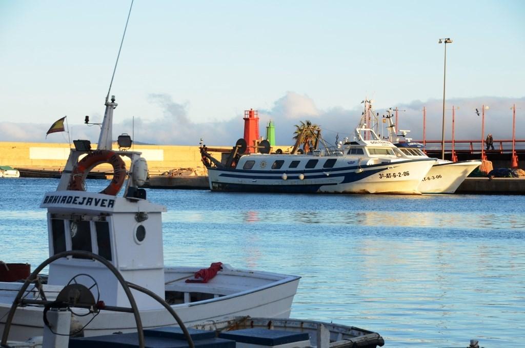 Las ofertas millonarias de las constructoras dejan divididos a los pescadores de Xàbia
