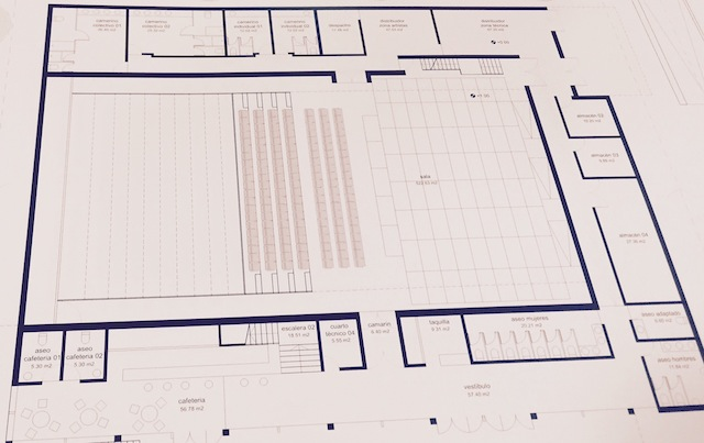 Xàbia da el primer paso para construir su nuevo auditorio