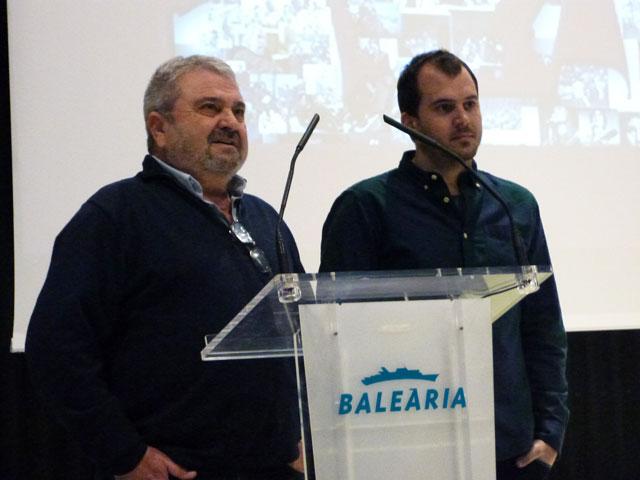 Carles y Sergi Miralles