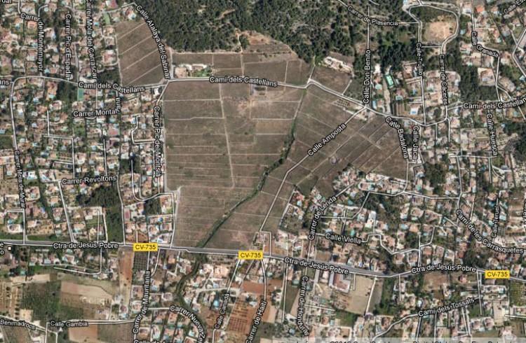 Adiós definitivo al plan urbanístico que amenazaba la última ladera virgen del Montgó de Xàbia