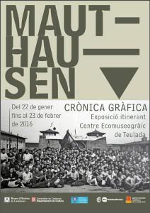 """Exposición: """"Mauthausen. Crónica gráfica"""" -Teulada- @ Centre Ecomudeogràfic"""
