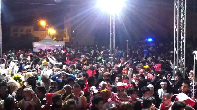 El despilfarro en las fiestas de Pego vuelve a enfrentar a PSPV con Compromís