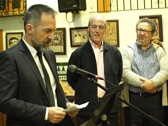 Ganadores del Certamen de Poesía Adolfo Útor 2016