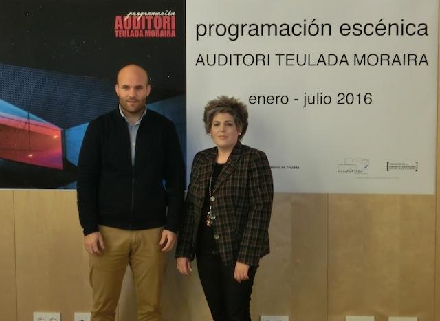 Cinco años de cultura ecléctica en el Auditori de Teulada-Moraira