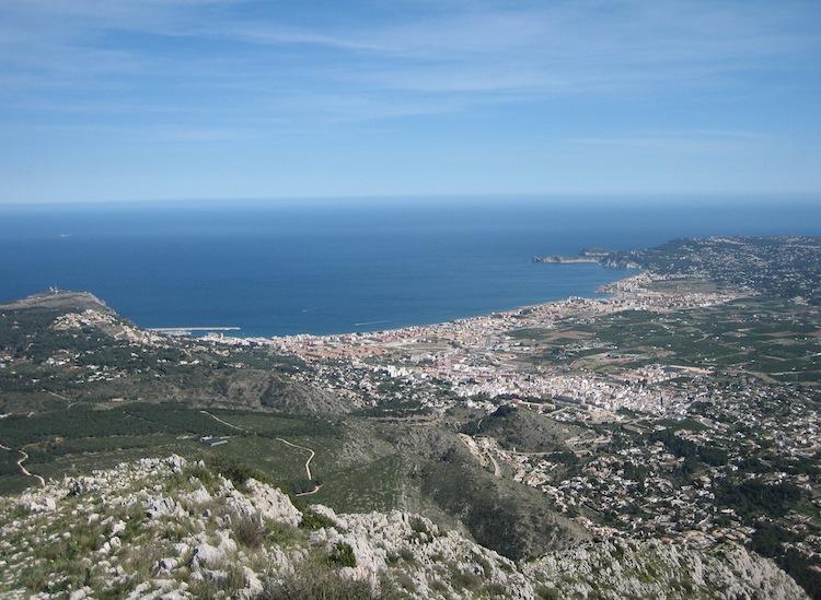 Una sentencia en Xàbia deja sin indemnización a los propietarios de un suelo que fue protegido