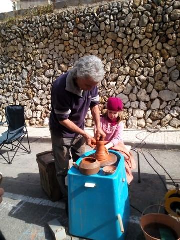 La Fira d'Artesania pone el broche a tres semanas de Feslalí