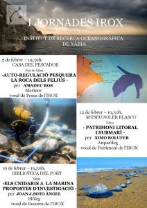"""Conferència de l'arqueòleg Ximo Bolufer: """"Patrimoni litoral i submarí"""". I jornades de l'IROX -Xàbia- @ Museu Soler Blasco"""