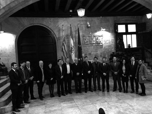 Gata entra como miembro nato en la red valenciana de Ciudades Innovadoras