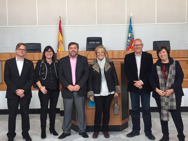 La Diputación compromete su apoyo al proyecto gastronómico Unesco de Dénia pero sin concretarlo