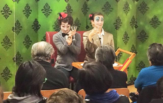 "La compayia comarcal Tarannà Teatre representa ""... y sin embargo, te quiero"" a Eivissa i Formentera"