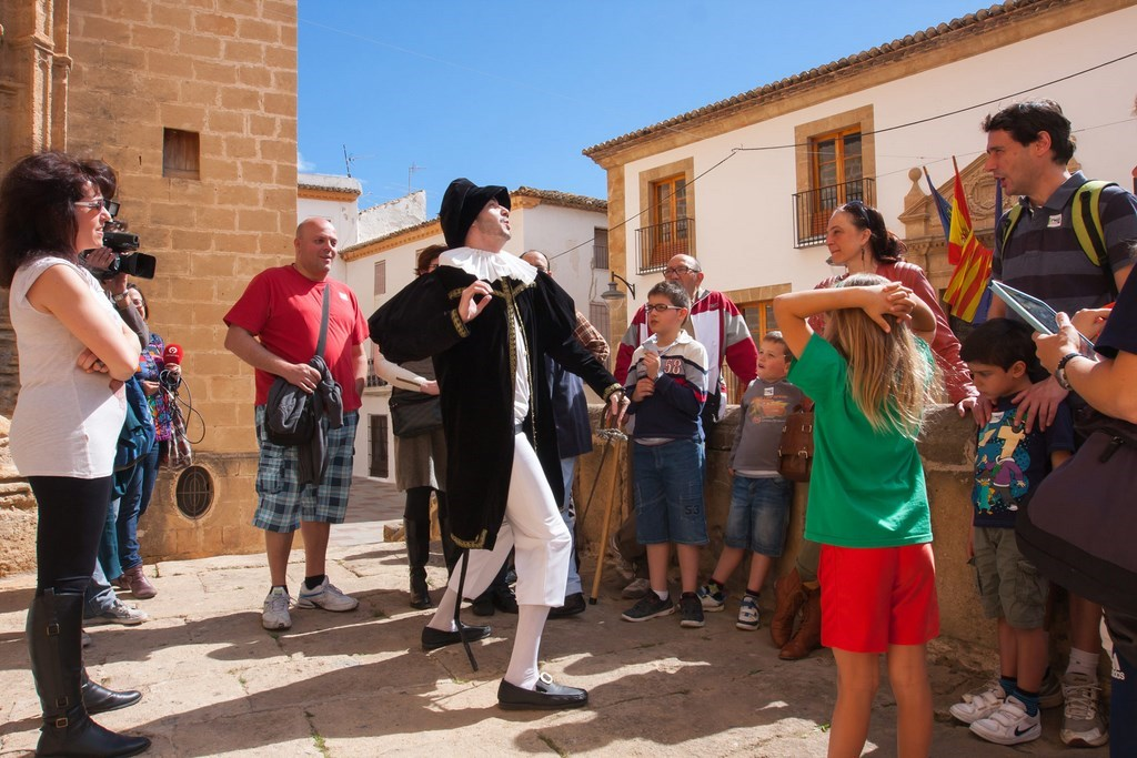 Xàbia amplía su fe en el turismo cultural