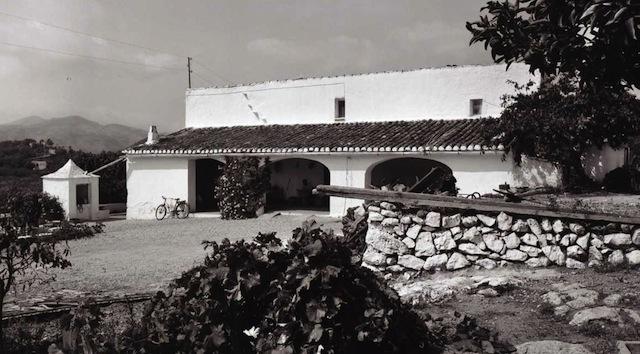 Las casas que el progreso destrozó en Dénia y la comarca