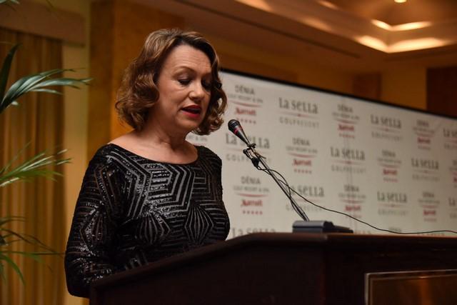 Discurso íntegro de la presidenta del Cercle, Sonja Dietz, en la Gala Cedma
