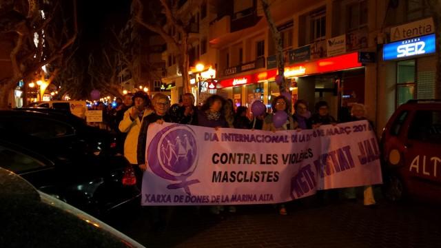 La Xarxa de Dones reclama un pacto de Estado contra las violencias machistas