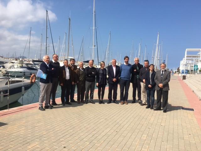 Los empresarios exigen al Consell que reinvierta en el puerto el 40% de los 3 millones que recauda al año en tasas