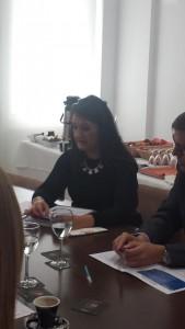 Nuria Montes, secretaria general de Hosbec