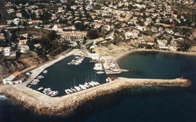Los daños colaterales del cierre de Puerto Blanco en Calp