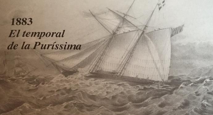 Diez historias del mar de Dénia: Temporales, héroes, monstruos y reyes