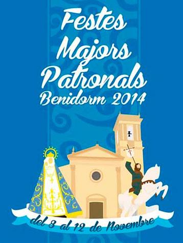 Fiestas Benidorm 2014