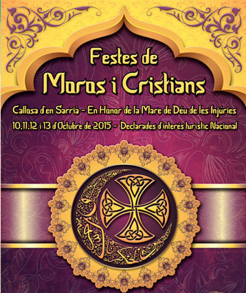 Festes de Moros i Cristians Callosa d'En Sarrià