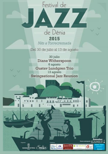 Festival de Jazz Dénia 2015