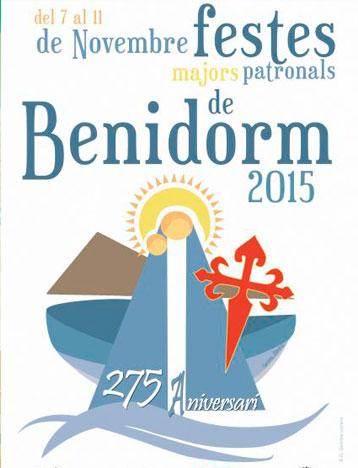 Fiestas Benidorm 2015